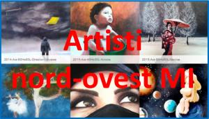 Artisti nord-ovest Milano