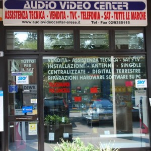 Audio Video Center - TV SAT - Arese