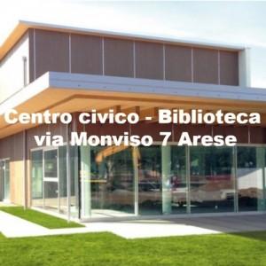 Centro Civico - Biblioteca -  Sociale - Arese
