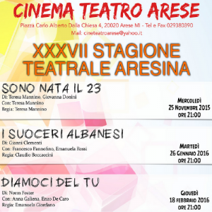 Cinema Teatro Arese - Sociale