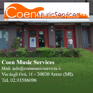 Coen Music Services - Arese