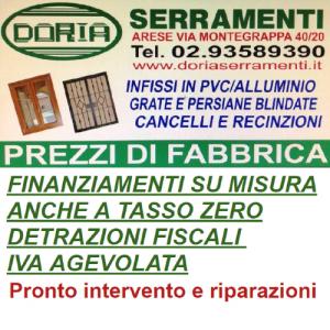 MAP Doria Serramenti - Arese