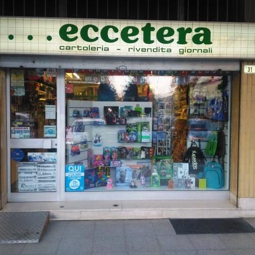 Eccetera - Cartoleria Edicola - Arese