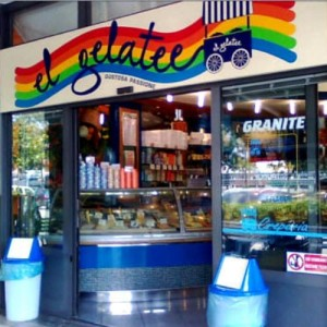 MAP El Gelatee – Gelateria – Arese