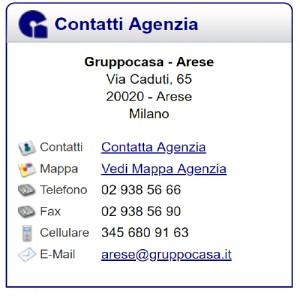 Gruppo Casa - Immobiliare - Arese