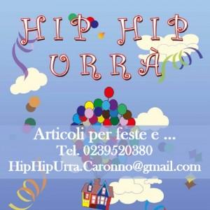 MAP Hip Hip Urrà - Per ogni festa  - Caronno