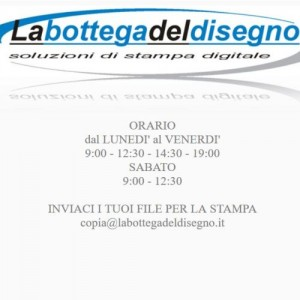 La Bottega del Disegno - Stampa - Arese