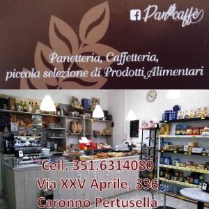 MAP Pancaffè - Pane Caffetteria Mini market