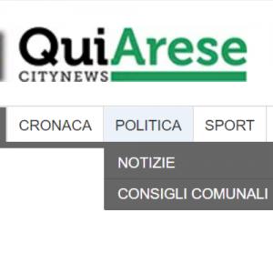QuiArese – Sociale - Arese