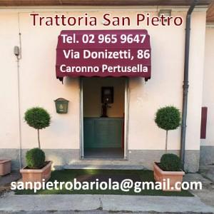 MAP Trattoria San Pietro - Ristorante - Bariola D2