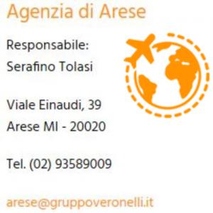 Veronelli Viaggi - Agenzia Viaggi - Arese