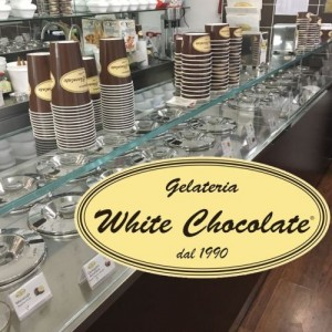 White Chocolate - Gelateria - Arese