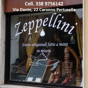 MAP Zeppellini Scarpe Artigianali - Caronno D2