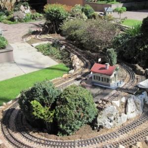 Ferrovia da giardino - Turconi - Caronno