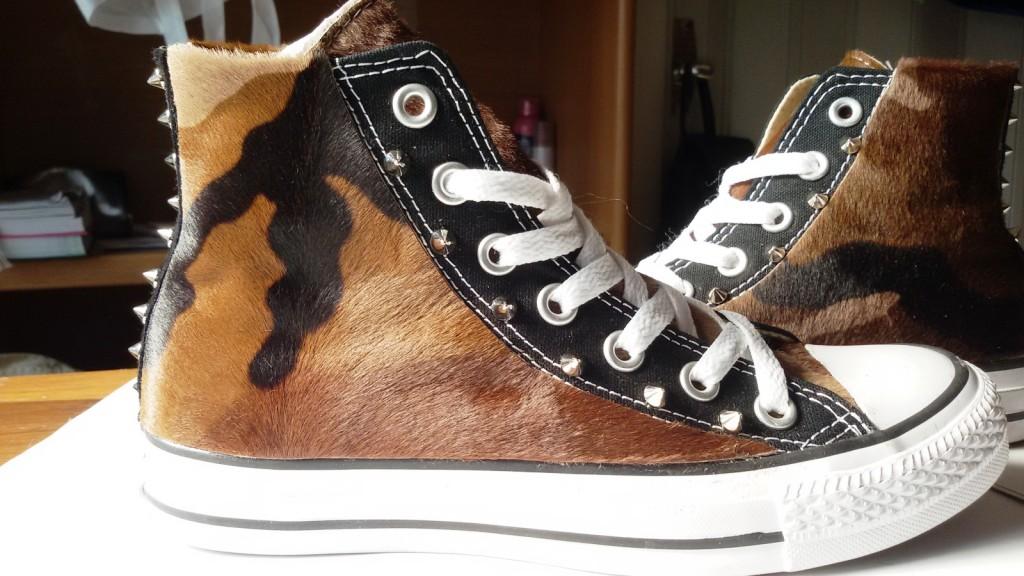 Personalizza le tue scarpe