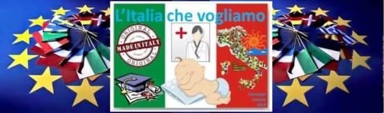 ItaliaCheVogliamo