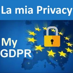 My GDPR - Proteggi la tua privacy