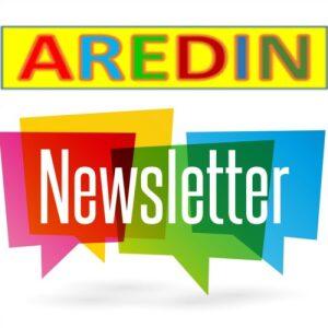 Newsletter Aredin