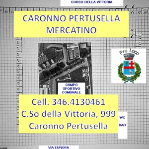 MAP Mercatino Antiquariato - Caronno