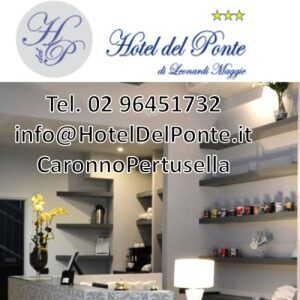 MAP Hotel del Ponte - Caronno Pertusella