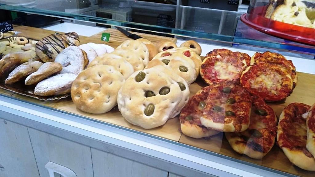 Focacce e Pizzette