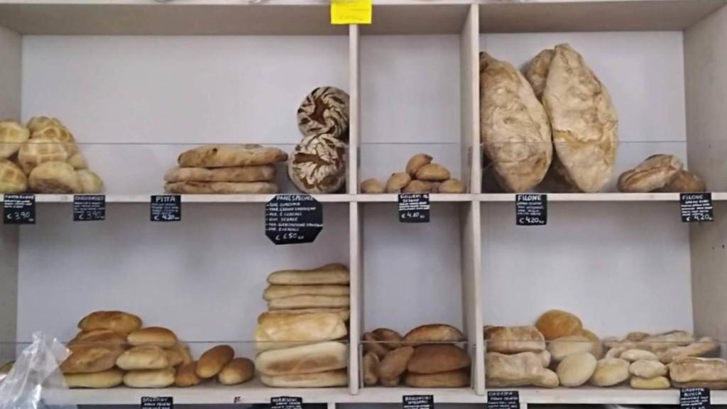 Il pane - La specialità